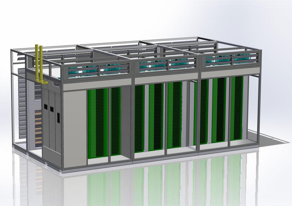 Saiver Modular Data Centers