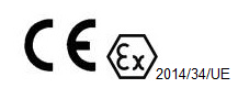 Equipment intended for use in potentially explosive atmospheres (ATEX)