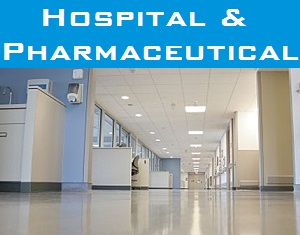 Hospital / Pharmaceutical Sector
